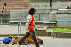 No Vacancy (Magic Brix) Tags: toronto negro concorso nero street rosso canada homeless indifferenza concorsi candidata strada