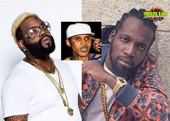Demarco Says Mavado Has No Talent and Depend On Vybz Kartel To Stay Relevant (vibeslinkradio) Tags: demarco depend featured kartel mavado ovp relevant talent vibeslink vlr