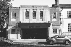 Clifton Bingo (Matthew-King) Tags: york north yorkshire clifton bingo building hall black white monochrome