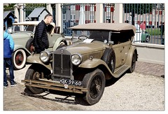 Lancia Dilambda / 1928 (Ruud Onos) Tags: lancia dilambda 1928 lanciadilambda1928 lanciadilambda gk3960