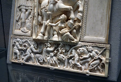 The Emperor Triumphant (Barberini Ivory)