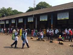 Ratnagiri ST Bus Stand (Depot) Platform No. 8-13 MSRTC (YOGESH CHOUGHULE) Tags: ratnagiri st bus stand depot time table msrtc platform no 813 ratnagiristbusstanddepotplatformno813 ratnagiristbusstanddepotplatformno813msrtc