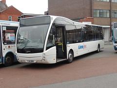 DSCN7612 Llew Jones Coaches, Llanrwst YJ14 BHN (Skillsbus) Tags: buses coaches wales optare versa lewis llewjones yj14bhn
