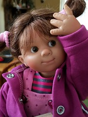 Rosemarie Mller Wichtel Mona (Toy Zoo) Tags: schildkrot rosemariemller wichtel mona dolls toys