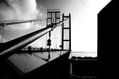 Humber Bridge (fernando butcher) Tags: infrared bridge humber