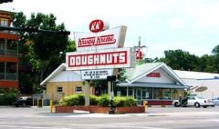Classic Krispy Kreme 9216 (Tangled Bank) Tags: classic krispy kreme 9216 doughnut donut shop gainesville florida old clasic heritage vintage