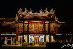 Cheah Kongsi Temple (Penang, Malaysia) (Jon.Ong) Tags: sony a7r penang malaysia sel70200g