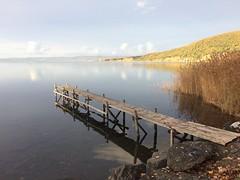 IMG_3147 (Mauro Guidoni) Tags: pontile lungolago montefiascone viterbo lago bolsena tuscia iphone