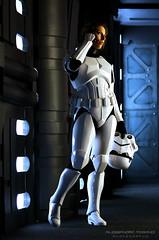 Trooper phone call from the Death Star - Raduno Legioni STAR WARS - 7 Maggio 2016 Montecatini Terme (Alessandro_Morandi) Tags: trooper phone call from death star raduno legioni wars 7 maggio 2016 montecatini terme