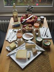 Sptes Frhstck am Samstagvormittag (multipel_bleiben) Tags: essen frhstck brtchen