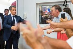 20161005_FUJ3021 (patrickbatard) Tags: lr campagne meeting montauban primaire rpublicains sarkozy toutpourlafrance