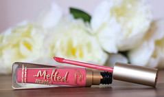 IMG_0699 (Nicole Xs) Tags: too faced cosmetics kosmetika mascara asenka rtnka melted peony