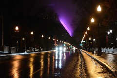No Fiction (emerge13) Tags: saariysqualitypictures québecquébeccanada mpdquebec nightshot rues streets quebeccity nuit lowlight