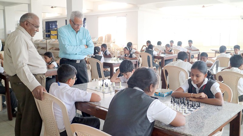 inter-house-chess-competition
