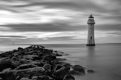 """Perch Rock Lighthouse New Brighton"" (Ray Mcbride Photography) Tags: lighthouse perchrock newbrighton"