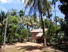 On the way to Kompong Phluk, Cambodia (Msimonin) Tags: siem reap cambodia cambodge kompong phluk village floating asia travel backpack voyage