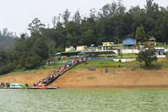 Pykara Lake Boathouse (code_martial) Tags: d7100 1685mmf3556gvr pykara lake pykaralake boating speedboat