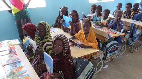 Djibouti_2015 - Elèves de Mouddo