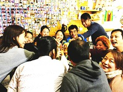 We hold a dinner party at our reception!! You can join us if you get a chance!! #yokohamahostelvillage http://ift.tt/2fnM4fF (yokohama hostel village) Tags:     we hold dinner party our reception you can join us if get chance yokohamahostelvillage httpifttt2fnm4ff guest