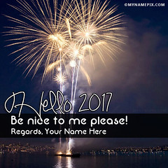 Hello 2017 Quotes (SamAlex1122) Tags: pictures images happy happiness photos welcome2017 welcome welcomenewyear amazing awesome cool best top name namephotos mynamepix wishes wish event day celebration decoration happynewyear happynewyearwallpaper happynewyearimages cards ecards greetings newyearcards 2017cards 2017 newyearseve newyearsevequote quotes newyearsevesaying newyeareveimage newyearimages newyear year year2017 newyear2017 newyearsday newyearswishes