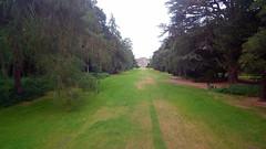 Elvaston Castle tree avenue (jamesfletcher33) Tags: elvaston castle tree avenue stately home derby derbyshire drone typhoon h