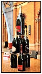 Bottles of Champagne (441K9) Tags: bottles champagne st pancras london