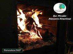 Al Calor de la Chimenea (brujulea) Tags: brujulea campings almocita almeria camping calor chimenea
