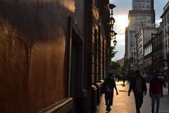 Ciudad de Mxico (Marcos Ranz) Tags: sunset people sun landscape atardecer exploring perspective paisaje scene personas explore perspectiva scenes escenas escena explorar cityspace