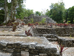 Building Blocks of the Past (Toats Master) Tags: history archaeology ruins mayan dzibanche