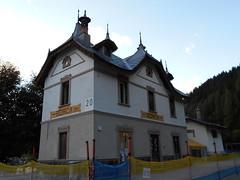 stazione, Borca di Cadore (Pivari.com) Tags: stazione borcadicadore