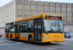 København, Holmens Kanal 11.07.2015 (The STB) Tags: bus danmark autobus københavn scania arriva copenhague copenhaguen movia trafikselskabetmovia ck230ub ck230