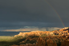 Bowing Out There (ken.krach (kjkmep)) Tags: utah rainbow brycecanyonnationalpark