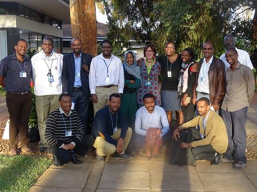 World class training in regional facility - Addis Ababa
