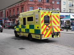 North West Ambulance Service Mercedes Sprinter (DK58MXD) (Neil 02) Tags: liverpool ambulance nhs paramedic ems merseyside emergencyservices nwas mercedessprinter northwestambulanceservice dk58mxd