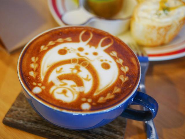 新北 板橋–遷入一級戰區再出發–Book coffee 朝午食