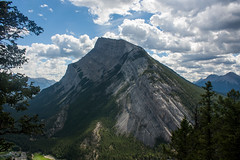 Mt Rundle - Tunnel Mountain View South (Call_Me_Josh) Tags: canada alberta banffnationalpark mtrundle canadianrockies