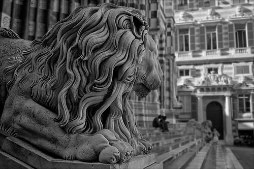 Visions of Genoa IV