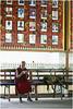 "India Travel Photography ""Kora Walk Namgyal Monastery McLeod Ganj Dharamsala"" Himachal Pradesh.014 by Hans Hendriksen (Travel Photography - Reisfotografie) Tags: voyage travel india mountain nature berg landscape temple photography gold photo memorial foto walk buddha religion natur north pass culture natuur free monk buddhism tibet glacier holy monastery monks valley zanskar lama kashmir himalaya landschaft ferien manali kora himachal indus nord victims klooster kloster dharamsala jammu dalai landschap cultuur pradesh noord rohtang monch daramsala monnik religie boeddha gletsjer keylong baralacha sarchu daramshala namgyal reisefotografie boeddhisme baijnath reisebilder zangla reisfotografie reisfoto индии химачалпрадеш"