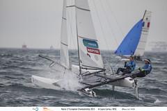 Campeonato de Europa de Nacra17