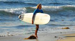 SOLEIL ERRICO (Tim Hanson-) Tags: ocean beach water sport sand women surf waves pacific surfer contest competition surfing malibu professional pacificocean longboard surfriderbeach missmalibupro outsideseaside