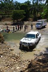 haiti _5 (( Voice Nature. )) Tags: car haiti earthquake trucks logistics visibility naturaldisaster hti idps internallydisplaced bjorgvinsson belladere northamericaandthecaribbean