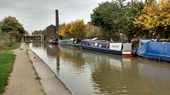 151023_05 (Bushy Park Boy) Tags: walking walks canals longwalks enginehouse narrowboats onlyconnect coventrycanal b2e beestontoexeter