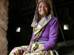 Uttaranchal Woman - Uttaranchal, India