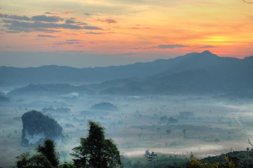 Phu Lang Ka, Phayao