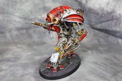 Taranis Magaera Knight 03 (Celsork) Tags: mars 40k walker horus warhammer knight 30k heresy warlord mechanicus taranis magaera mechanicum questoris