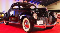 1938 Lincoln Zephyr coupe '859U' 3 (Jack Snell - Thanks for over 26 Million Views) Tags: sf auto show ca 58th wallpaper art cars wall vintage paper san francisco display 1938 center international zephyr lincoln collectible moscone coupe excotic jacksnell707 jacksnell 859u accadomy