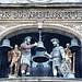 Greenfield Village & Henry Ford Museum ~ Sir John Bennett Clock ~ Dearborn Michigan ~ My Old Photo