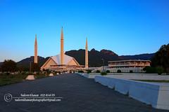 Faisal Mosque........NK__3133 (Nadeem Khawar.) Tags: pakistan punjab islamabad faisalmosque nadeemkhawar