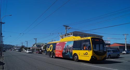 Lyall Bay - Onepu Road
