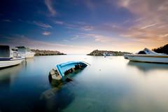 Shipwreck (canonixus1) Tags: sunset atardecer filter jpg barcas hitech haida fuma filtros canon1740 heliopan canon6d coveta canonixus1